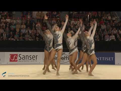 OVO Team, FIN - AGG World Championships 2017 Helsinki - Finals