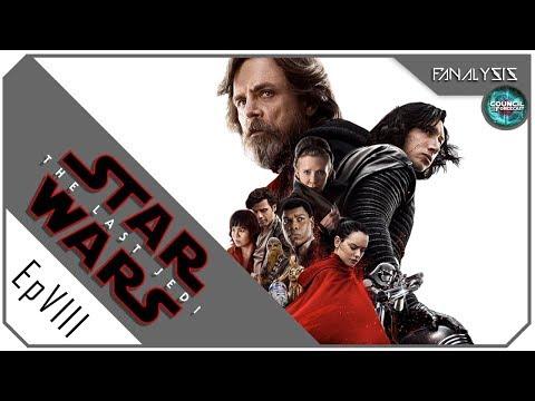 Live Fanalysis: The Last Jedi Review