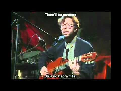 Eric Clapton - Tears In Heaven (lyrics y subtitulos en español)