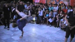 Xgame Bboy battle - 20/8/2011 - Xmen vs Soul Keeper - Rounds of 16