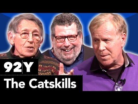 The Catskills: Stephen Silverman, Arthur Schwartz, and Mort Gerberg