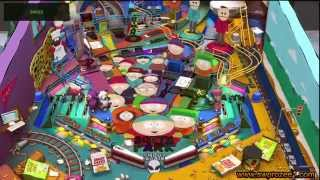 Zen Pinball 2: South Park - Super-Sweet Pinball