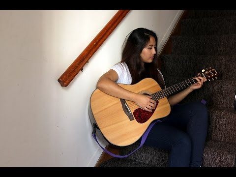 Sam Hunt - Leave The Night On (Acoustic Cover by Allyssa Lozano)