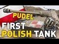 World of Tanks Pudel First Polish Tank