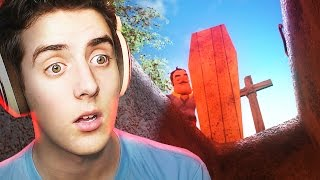 I Beat The Game?! | Hello Neighbor