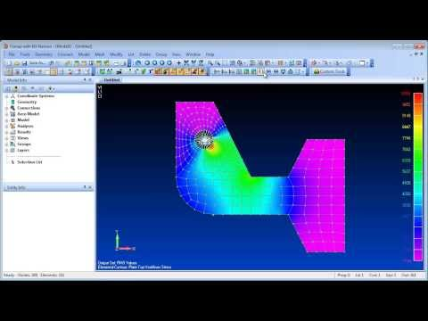 Femap 11.1 Nastran Integration Enhancements