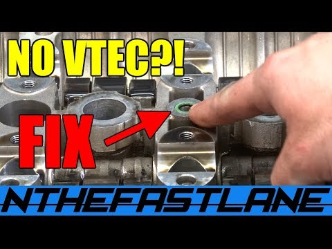 "VTEC Not Engaging Properly?!? This Could Be Your ""FIX"""