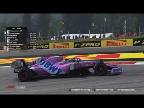 PS5 | United Nations eSports 2021 | F1 2020 GP AUSTRIA FULL RACE ONBOARD (NO ASSIST)