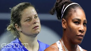 Kim Clijsters Inspires Serena Williams & Halep with Dubai Comeback