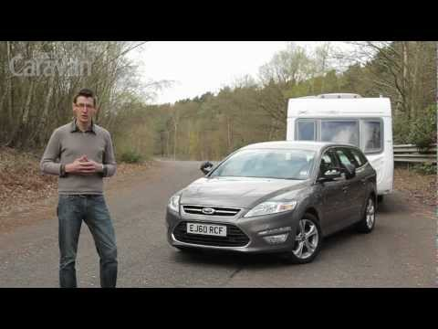 Practical Caravan Ford Mondeo TDCi Powershift review