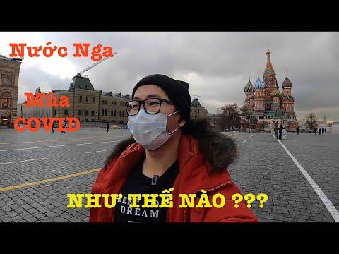 #3 DT Vlog | Nước Nga Mùa Covid Thứ 20 Như Nào ???