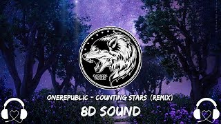 Onerepublic Counting Stars Airmow Oddcube Remix 8D AUDIO.mp3
