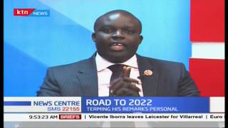 Road to 2022 : Cracks emerge in ruling Jubilee party discussion