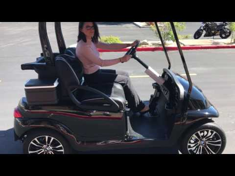 2017 Club Car Precedent w 650 Amp Curtis Controller