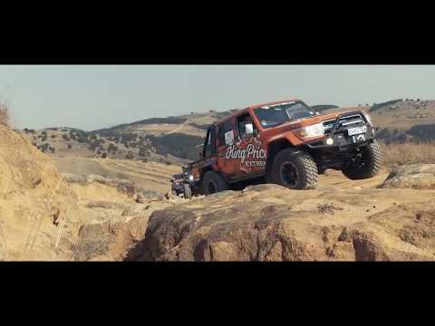 U4WD Adventure 2017  Swaziland Trailer