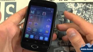 обзор смартфона MegaFon Login