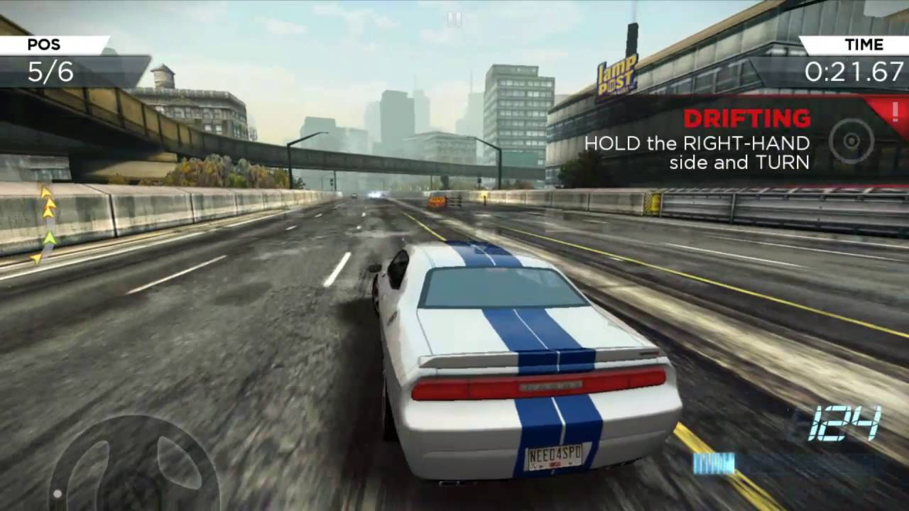 Image result for Need for Speed: Most Wanted android