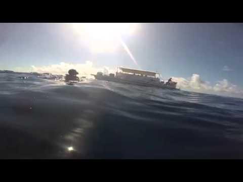 Cayman islands sunken ship