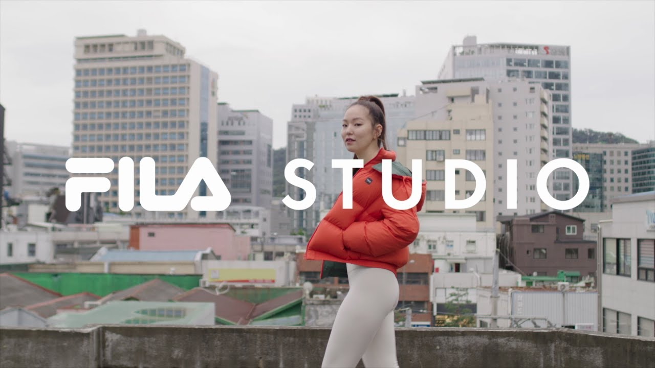 [FILA STUDIO] LIVE WELL FEEL WELL
