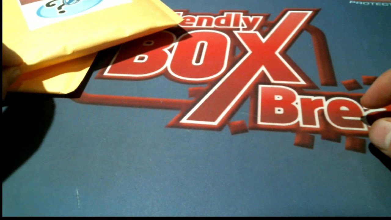 Friendly Box Breaks >> 2015 16 Friendly Box Breaks Mystery Box 3 Box Break 8987 8988 8989