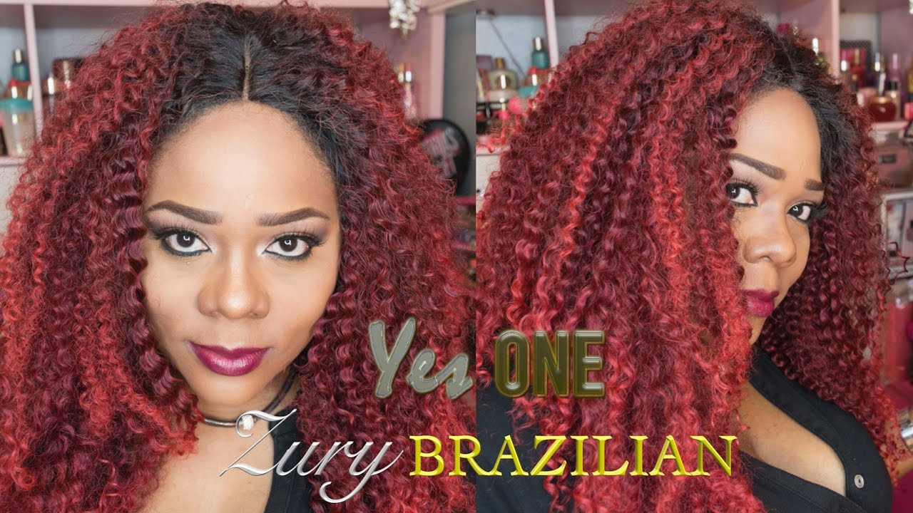 Hair On Zury Yes One Brazilian Review