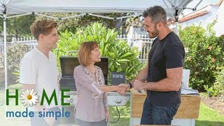 Video Watch This Spare Room Transform Into A Soothing Oasis | Home Made Simple | Oprah Winfrey Network download MP3, 3GP, MP4, WEBM, AVI, FLV November 2017