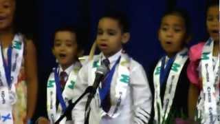 Anthony Blondett K-405 P.S. 8 First Grade!! (Justin Bieber Baby)