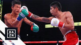 FULL CARD HIGHLIGHTS   Rey Vargas vs. Tomoki Kameda