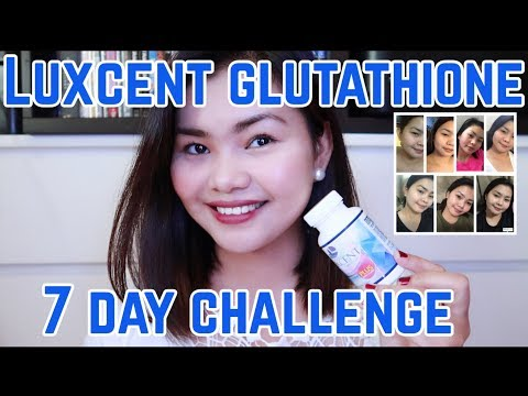 LUXCENT LUMINOUS GLUTATHIONE | 7 DAY UPDATE