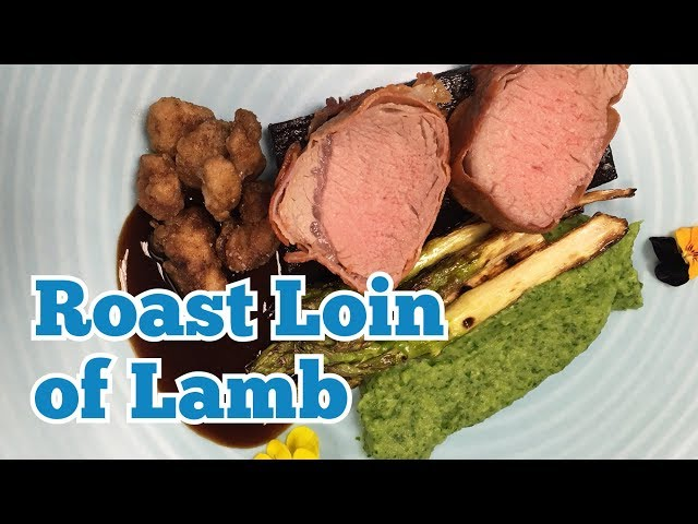 KITCHEN CRAFT -  Roast Leg of Lamb Video