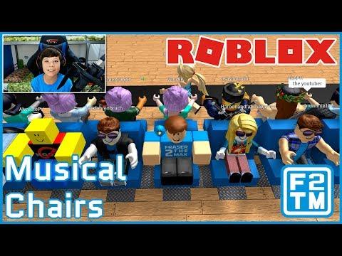 Musical Chairs - Roblox