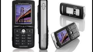 Обзор Sony Ericsson K750i