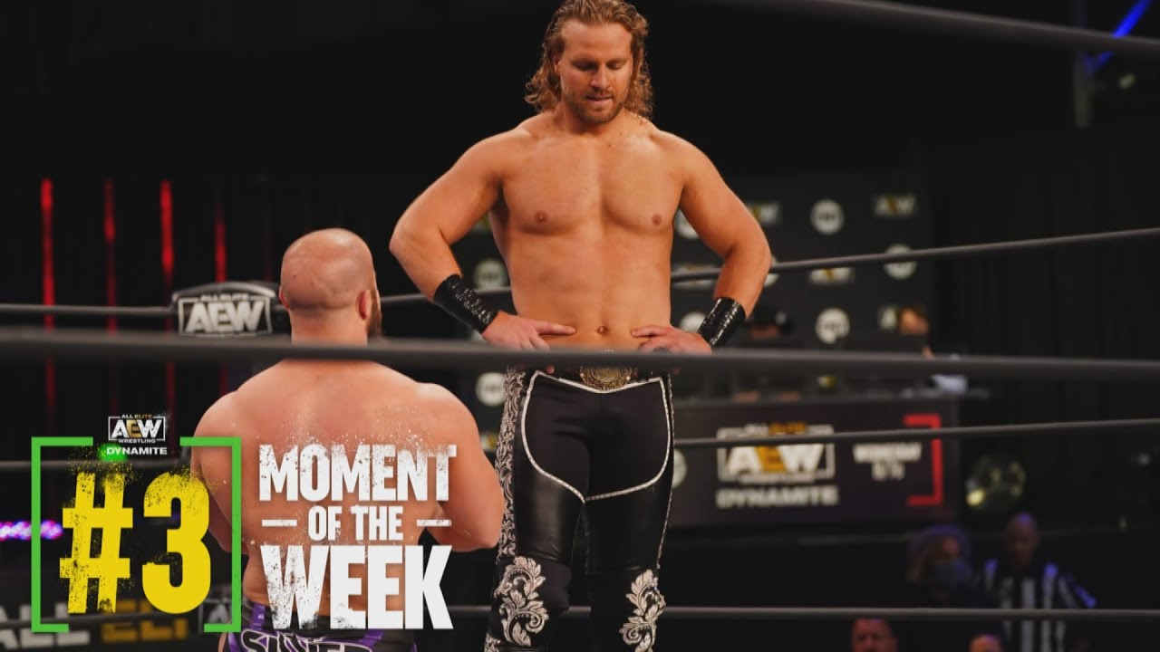 """Did Hangman Finally Say """"YES"""" to the Dark Order? 