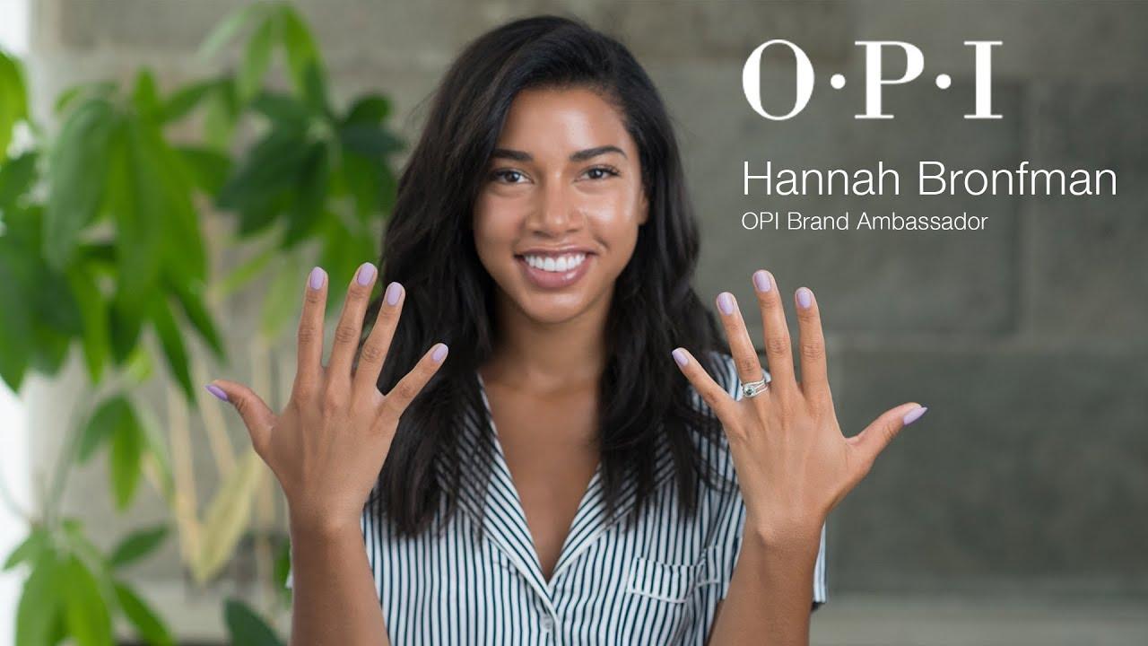 Watch Hannah Bronfman video