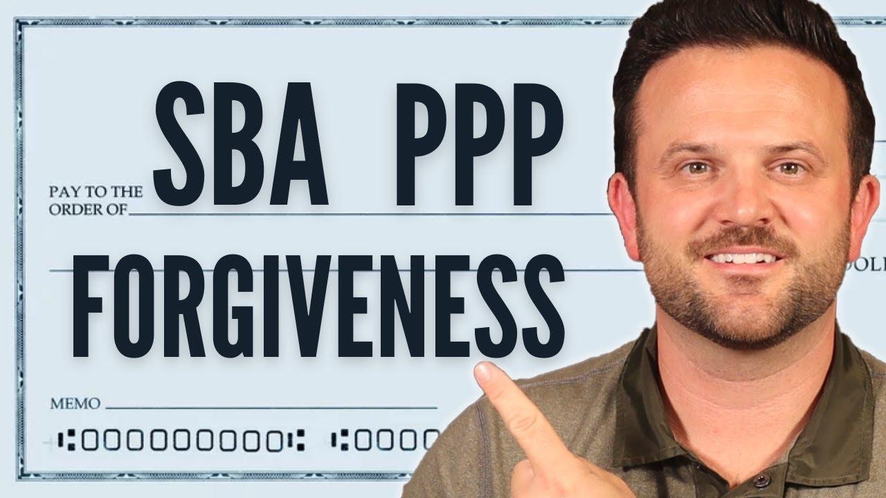 PPP Forgiveness | SBA New Portal