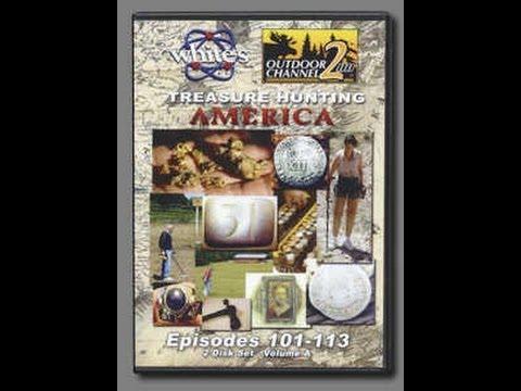 Treasure Hunting America Season 1 Episode 1