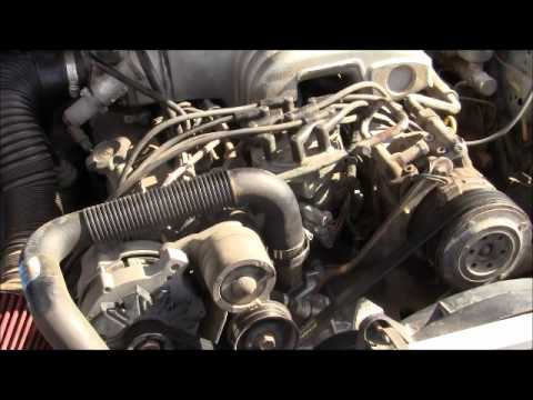96 F150 Engine Diagram Setting The Timing On 83 To 95 Mustangs Youtube