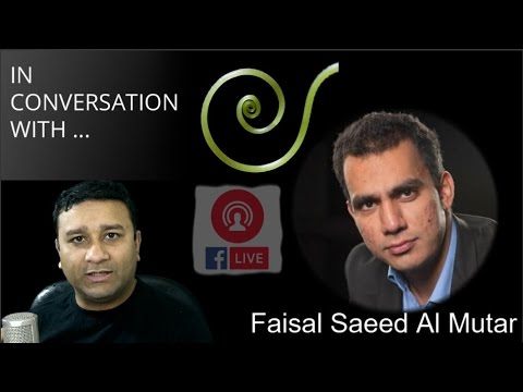 In conversation with Faisal Saeed Al Mutar - Iraqi Secular Humanist