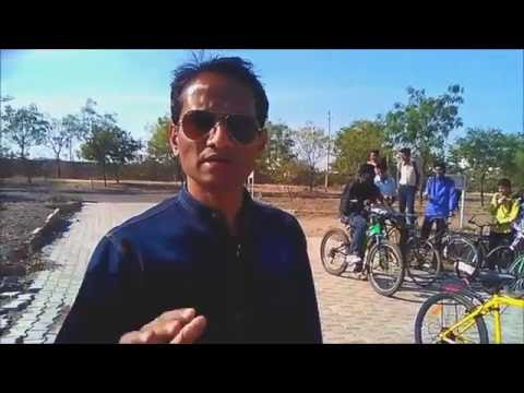Cycling Initiative By A.S.Patil College Of Commerce