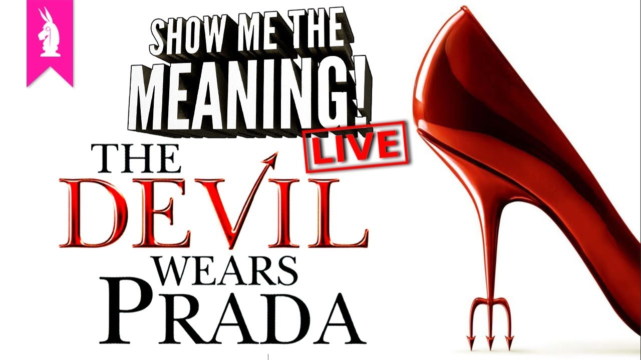 The Devil Wears Prada: Selling Your Soul for a Job! – Show Me The Meaning!  LIVE