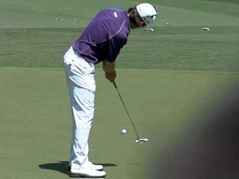 Aaron Baddeley Golf