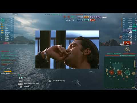World of Warships - Ships & Giggles Episode 31