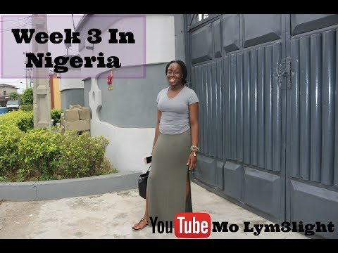 Travel Vlog 3: Lagos, Nigeria