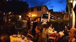 A Funny Thing Happened When We Were Having Dinner In Rome ....