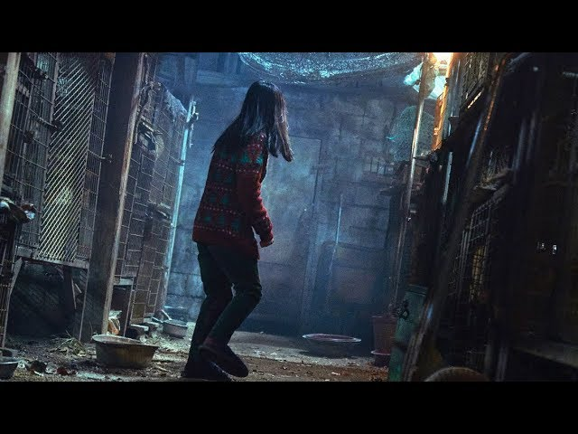 사바하..16년간 창고에 갇힌 소녀의 충격적인 능력