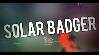 100 KILLS 1 GAME - THE SOLAR BADGER in ROBLOX PHANTOM FORCES! (Modded)