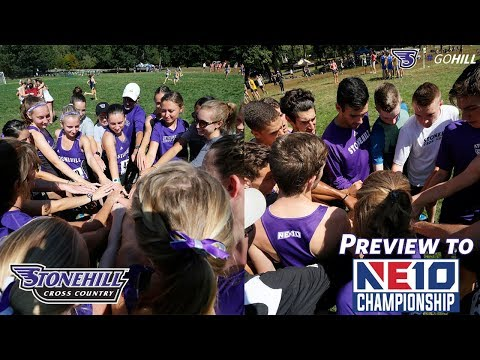 Stonehill College Cross Country Preview to NE10 Championships