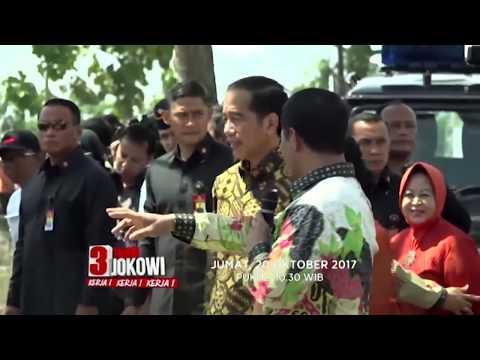 3 Tahun Jokowi Kerja