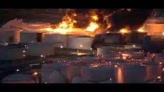 EN VIVO: Incendio en una planta petroquímica en Deer Park, Texas