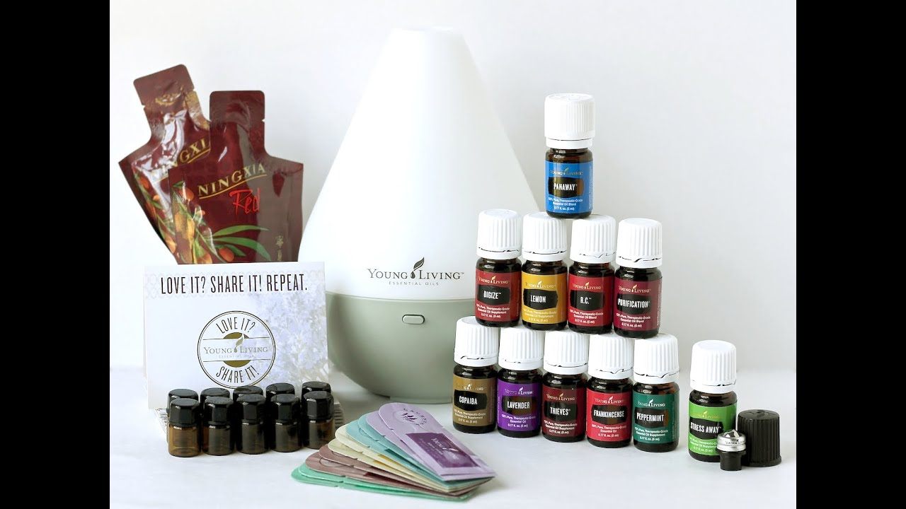Image result for young living starter kit